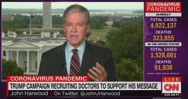 John Harwood CNN