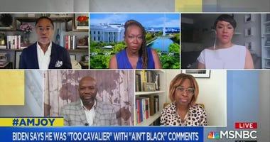 MSNBC Joy Reid panel