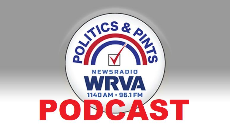 Politics Pints podcast