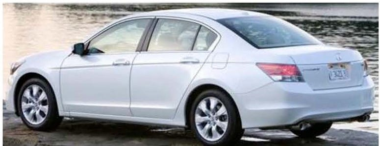 Police believe pair may be in a 2008 white Honda Accord