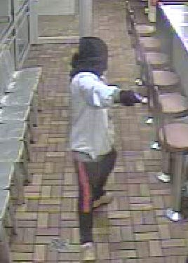 Chesterfield Police looking for suspects wanted in a robbery at the Waffle House on Hopkins Road on Saturday, November 23. (Photo Credit: Chesterfield Police)