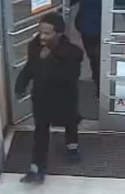 Richmond Police looking for suspects in a Family Dollar Robbery on February 8 (Photo Credit: Richmond Police)