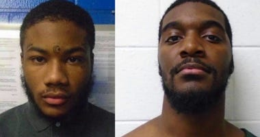 Jabar Taylor and Rashad Williams escaped from the Bon Air Juvenile Correctional Center
