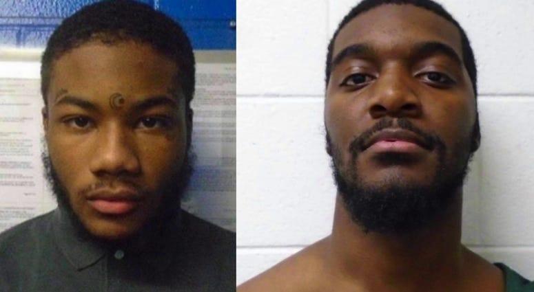 Jabar Taylor and Rashad Williams escaped from the Bon Air Juvenile Correctional Center