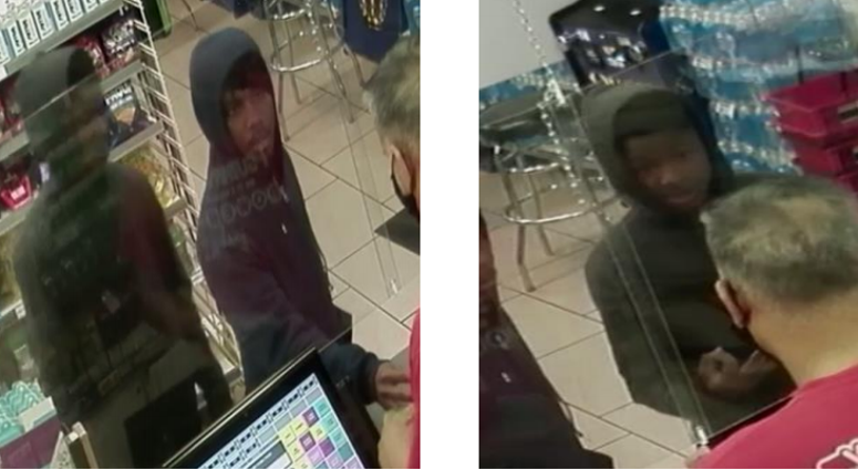 Pictures from Henrico police of alleged carjacking suspects in the east end on Saturday, September 26th. (Henrico Police)