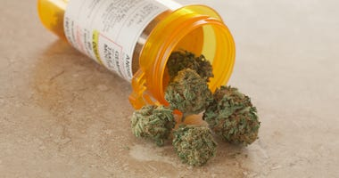 Virginia to again consider marijuana decriminalization. (Dreamstime)