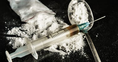 A Henrico man pleaded guilty today to trafficking over 200 grams of heroin and for possessing a firearm as a convicted felon. (Dreamstime)