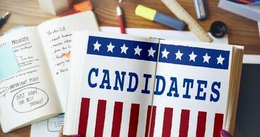 Government Politics Candidates Democracy Concept(Dreamstime)