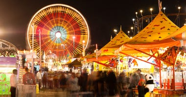 The State Fair of Virginia had its highest attendance since 2011 this year. © Chris Boswell - Dreamstime.com