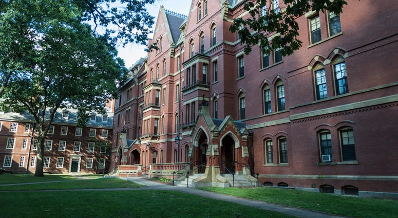 Harvard University, Campus, Boston USA (Dreamstime)