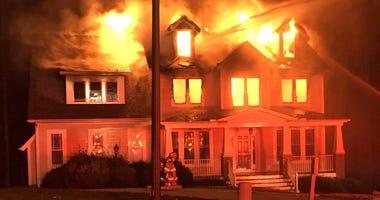 Brandermill House Fire