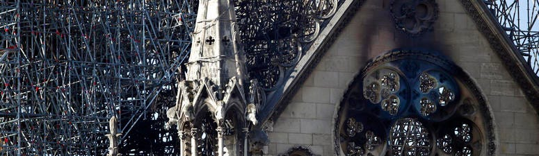 Short-circuit likely caused Notre Dame fire