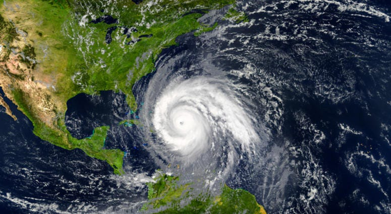 Experts say that southeastern Virginia could suffer $40 billion in losses if it's struck by a major hurricane. (iStock / Getty Images Plus/MikeMareen)