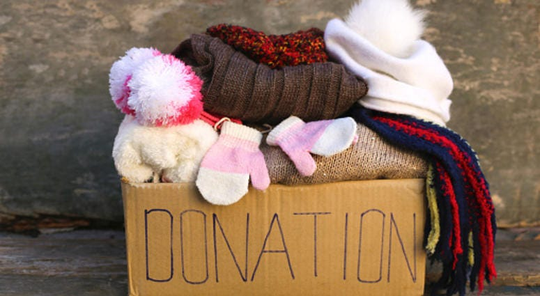 City wants family to change how it gifts coats to homeless. (Mukhina1/ iStock / Getty Images Plus)