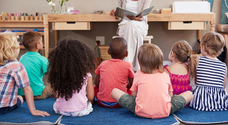 Virginia Gov. Ralph Northam is proposing nearly $100 million in new funding to help at-risk preschoolers. (monkeybusinessimages/ iStock / Getty Images Plus)