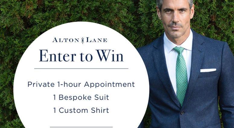 Alton Lane giveaway