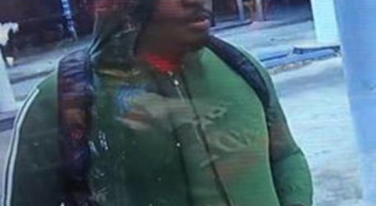 Richmond Police looking for suspect in attempted robbery Monday morning. (Photo Credit: Richmond Police)