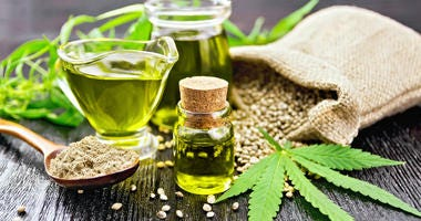Hundreds sign up to grow hemp in Virginia.  (iStock / Getty Images Plus/ rezkrr)