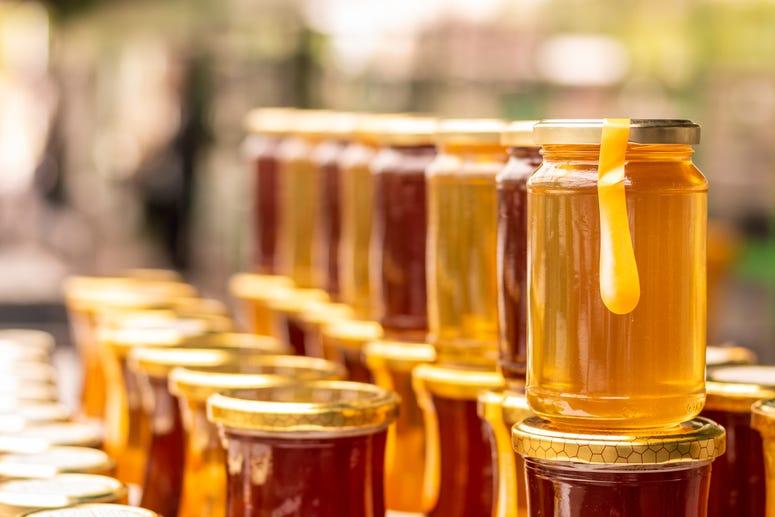 surplus honey
