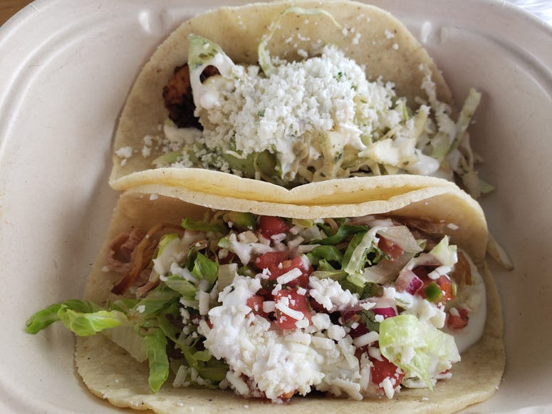 tacos food