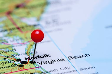 safest cities virginia beach least safest