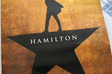 Hamilton is in Norfolk!