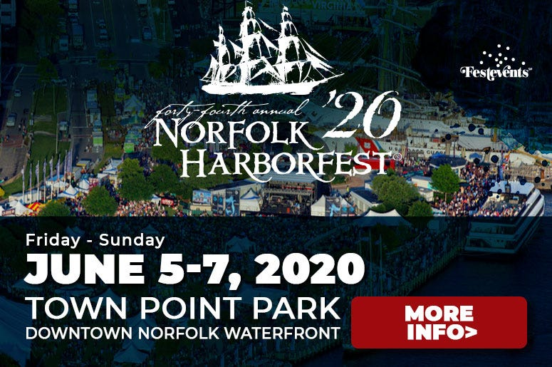 44th Annual Norfolk Harborfest