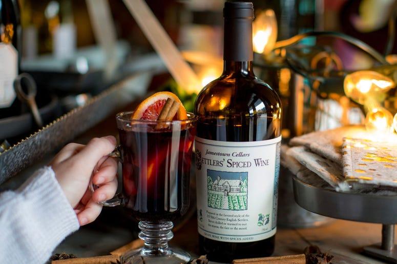 spiced wine
