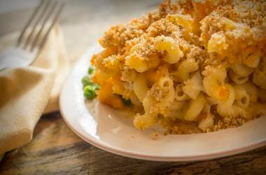 Thanksgiving sides mac cheese