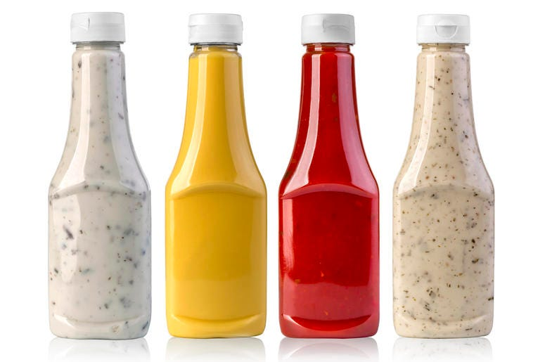 Heinz New Condiment Mash-Up