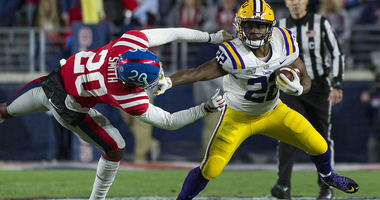 Chiefs surprise with selection of LSU, RB, Clyde Edwards-Helaire in Round 1 of the 2020 NFL Draft