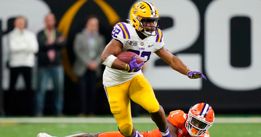 Chiefs have drafted LSU RD, Clyde Edwards-Helaire