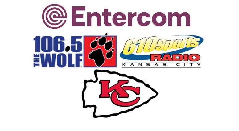Entercom Chiefs Press Release