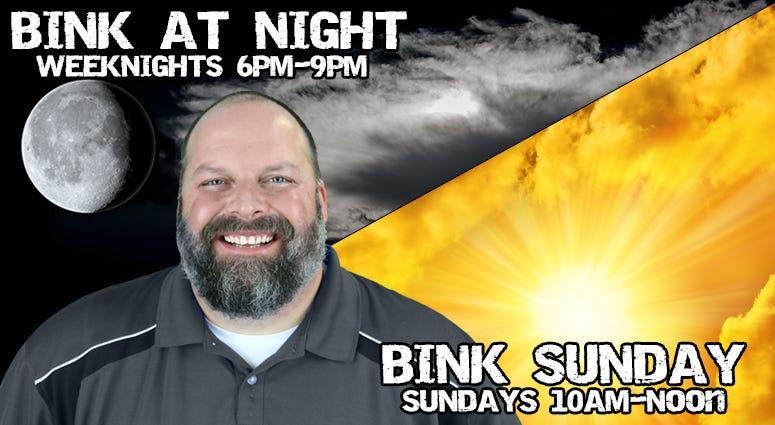 Bink at Night / Bink Sunday