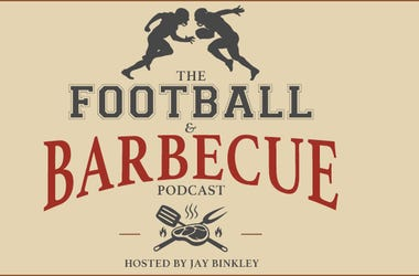 The Football & BBQ podcast with Jay Binkley