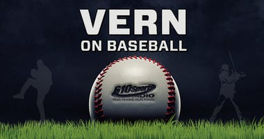Vern On Baseball Podcast Cover