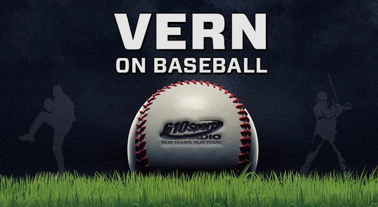 Vern On Baseball Podcast Cover