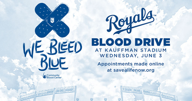 Royals Blood Drive