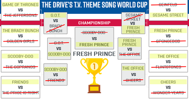 TV Theme Song World Cup Champion