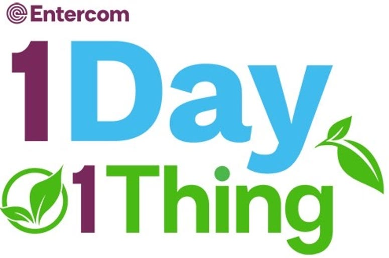 1 Day 1 Thing