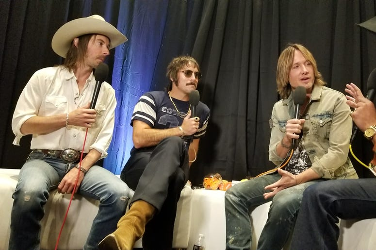 Midland and Keith Urban