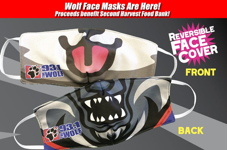 Buy a Wolf Facemask