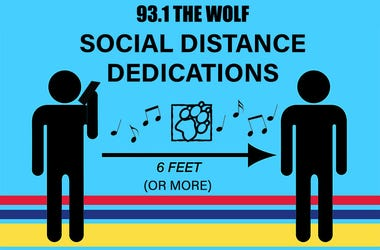 Social Distance Dedications