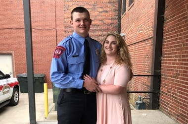 First Responder Friday: Matthew Bym, Asheboro Fire Department