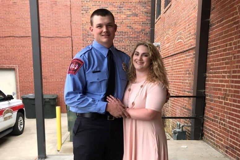 First Responder Friday: Matthew Bym, Asheboro Fire Department