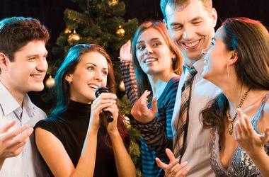 Christmas Singing