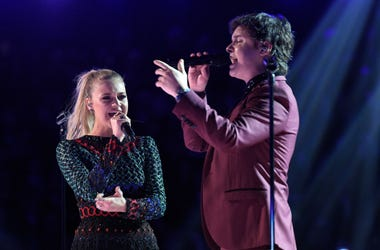 Kelsea Ballerini & Lukas Graham Grammy Awards