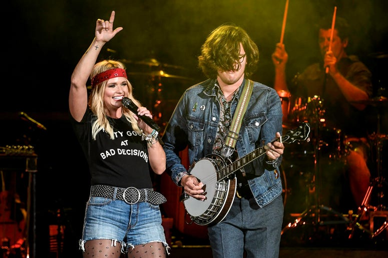 Miranda Lambert Rocking Out