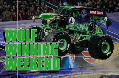 Wolf Winning Weekend