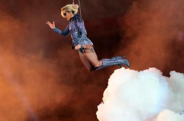 Lady Gaga Super Bowl Halftime